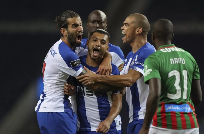 FC Porto x CS Maritimo (1-0) : Les notes