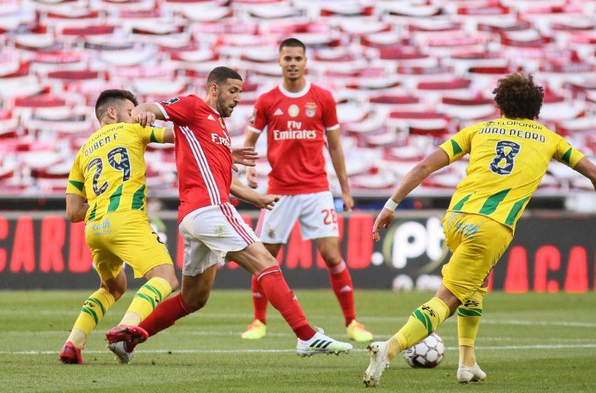 SL Benfica x CD Tondela (0-0) : Les notes d'un braquage raté