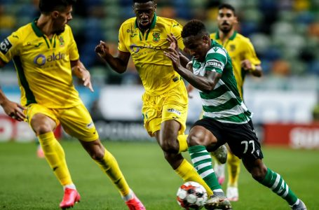 Sporting CP – Paços de Ferreira (1-0) : Les notes