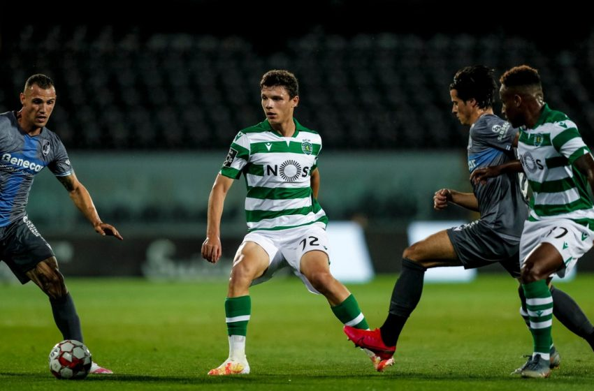 Vitoria SC x Sporting CP (2-2) : Les notes