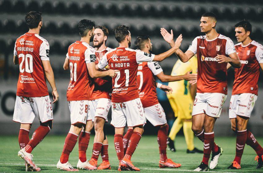 Le 4-4-2 d'Artur Jorge et la performance de Paulinho face à Paços Ferreira