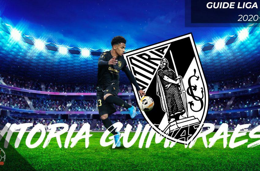Guide Liga NOS 2020/21 – Vitoria Sport Clube