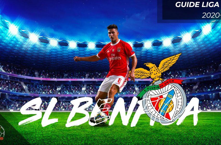 Guide Liga NOS 2020/21 – SL Benfica