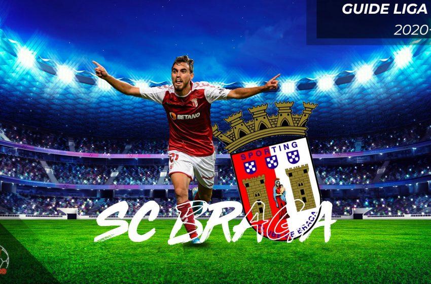 Guide Liga NOS 2020/21 – SC Braga