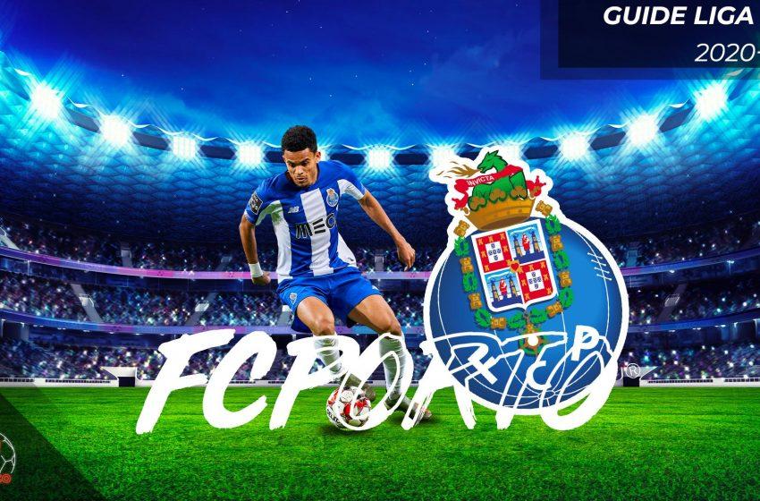 Guide Liga NOS 2020/21 – FC Porto