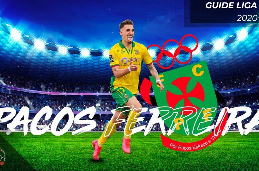 Guide Liga NOS 2020/21 – FC Paços de Ferreira