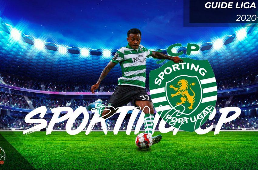 Guide Liga NOS 2020/21 – Sporting CP