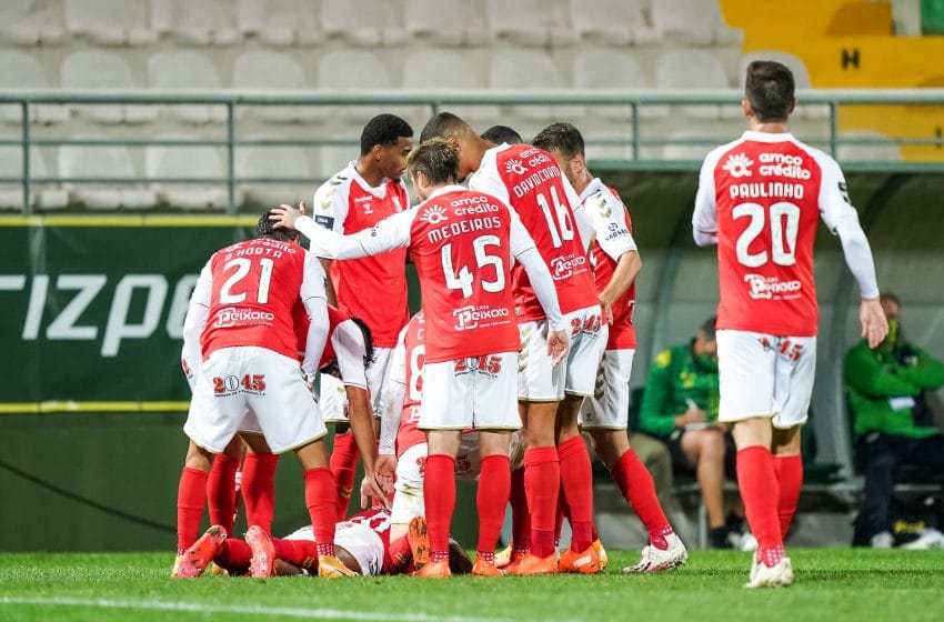 SC Braga – Les prémices tactiques de l'ère Carvalhal