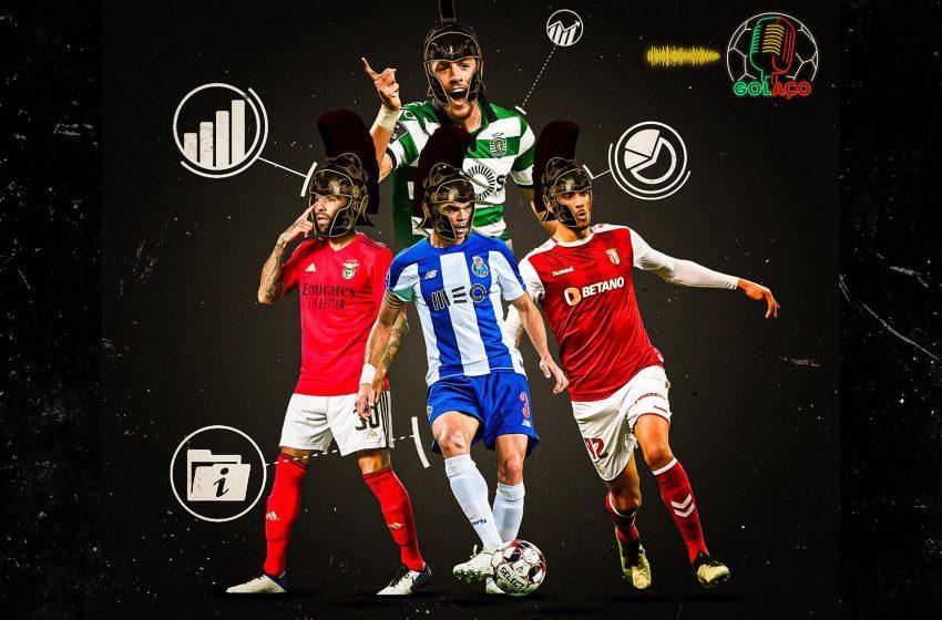 Tendances défensives pour comprendre la saison du Top 4 de Liga NOS